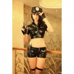 Костюм полицейского, 7 предметов (One size) – фото