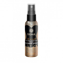 Спрей для тела с блестками DONA (60 мл) – фото