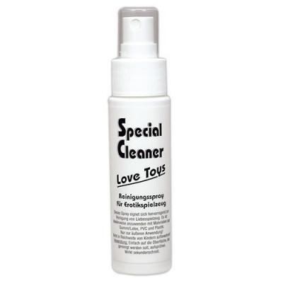 Спрей для догляду за секс іграшками - Special Cleaner Love Toys 50мл (6518) – фото 1