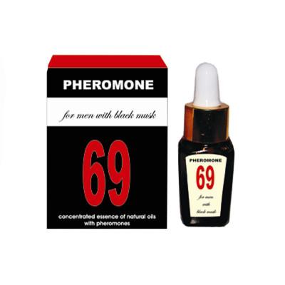 Пробник Феромоны 69 для мужчин 1,5 мл (5884) – фото 1