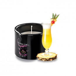 Массажная свеча съедобная PINA COLADA, 180 грамм