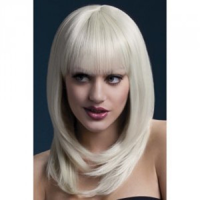 Парик блондинка FEVER Tanja Wig - белый – фото 1