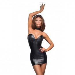 Платье открытые плечи F172 Noir Handmade 3XL – фото