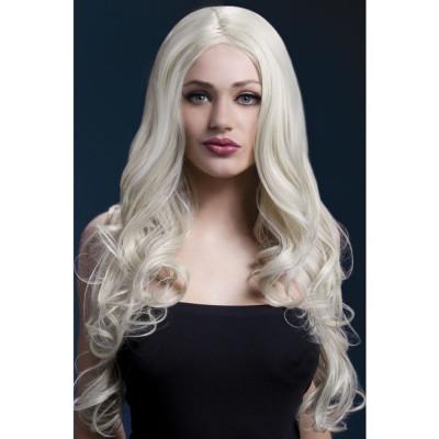 Парик блондинки FEVER Rhianne Wig - белый – фото 1