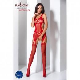 Бодистокинг красный Passion (One size)