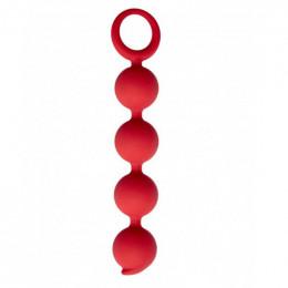 Анальні намиста Core APPULSE LeFrivole Червона 15x2. 5 см