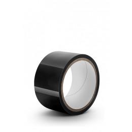 Лента бондажная, черная, 18 м – фото