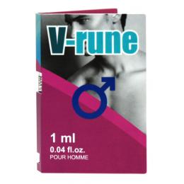 Духи с феромонами мужские V-RUNE MALE PHERO ATTRACTANT 1ml – фото