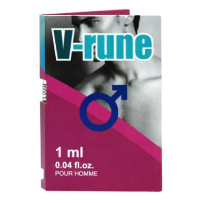 Духи з феромонами чоловічі V-RUNE MALE PHERO ATTRACTANT 1ml (25311) – фото 1