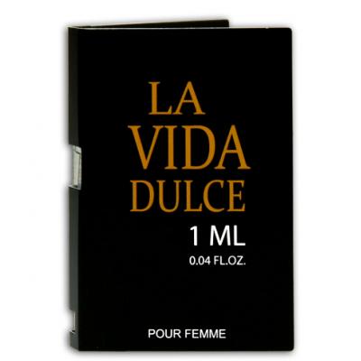 Духи з феромонами жіночі La Vida Dulce, 1 ml (25510) – фото 1