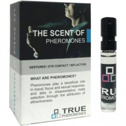 Духи с феромонами мужские True 2.4 мл – фото