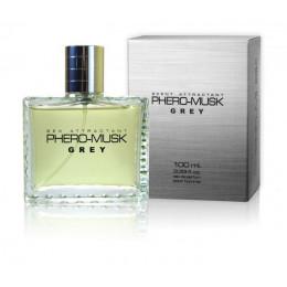 Духи с феромонами мужские Phero Musk Black, 100ml – фото
