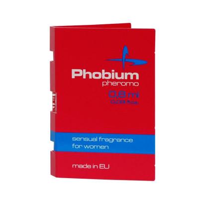Духи з феромонами жіночі PHOBIUM Pheromo for women, 0,8 ml (25492) – фото 1