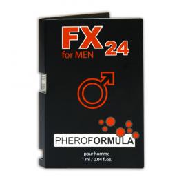 Духи з феромонами чоловічі FX24 for men , 1 ml – фото