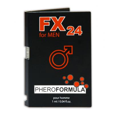 Духи з феромонами чоловічі FX24 for men , 1 ml (25509) – фото 1