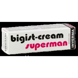 Крем для увеличения члена- Bigist-Cream Superman, 18 мл – фото