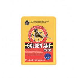 Таблетки для потенции Golden Ant  Золотой Муравей, 10 шт – фото