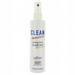 Очиститель для игрушек HOT CLEAN без спирта, 150 мл – фото