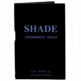 Пробник женских духов с феромонами SHADE PHEROMONE Night 1ml – фото