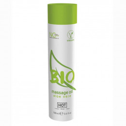 Массажное масло Bio massage oil aloe vera 100 мл – фото
