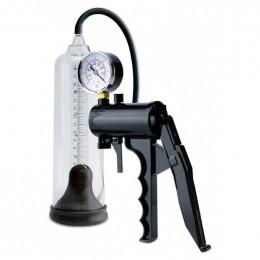 Вакуумная помпа-эректор мега вакуум (Mega vakuum), с насосом и манометром – фото