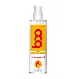 Массажное масло нейтральное BOO , 150 мл – фото