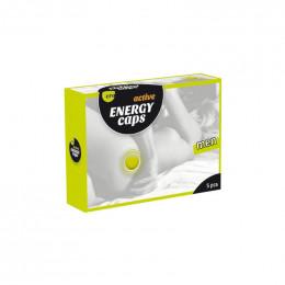 Возбуждающие капсулы для мужчин ERO Energy Caps, цена за 1 шт – фото