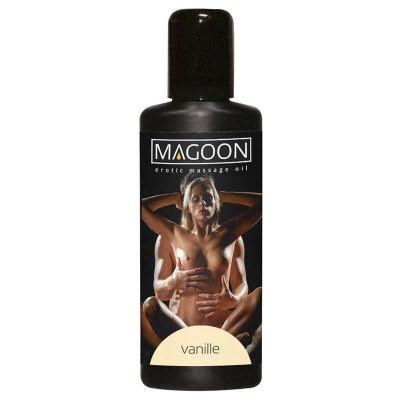 Массажное масло Magoon с ароматом ванили (6452) – фото 1