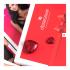 Еротичні трусики з мереживом на попі і прикрасою з атласного бантика L/XL - чорний – фото 2