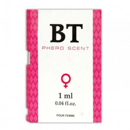 Духи с феромонами женские BT Phero-Scent 1 ml – фото