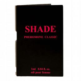 Духи с феромонами женские SHADE PHEROMONE CLASSIC 1 ml – фото