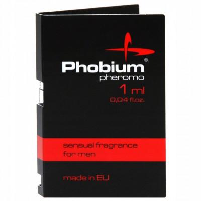 Духи з феромонами чоловічі PHOBIUM Pheromo for men, 1 ml (25511) – фото 1