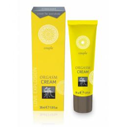 Крем возбуждающий для двоих SHIATSU Orgasm Cream, 30 мл – фото