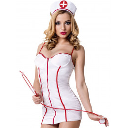 Костюм медсестры Sextina 2 предмета M/L – фото