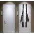 Секс-качели для двоих с креплением на дверь - черный – фото 10