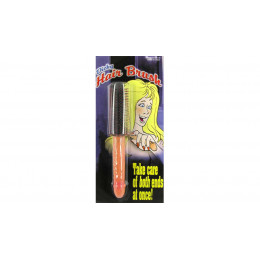 Расческа с вилли объемная – фото