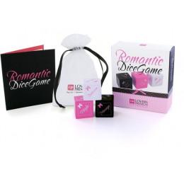 Кубики для эротической игры Lovers Premium, 3 штуки – фото