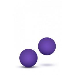 Вагинальные шарики  Blush LUXE DOUBLE O KEGELBALLS – фото