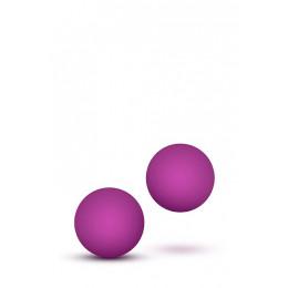 Вагинальные шарики розовые без сцепки Blush 80гр – фото