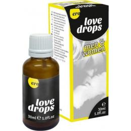 Краплі унісекс для двох ERO Love Drops, 30 мл – фото