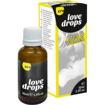 Краплі унісекс для двох ERO Love Drops, 30 мл (7319) – фото 1