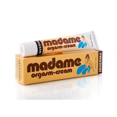 Крем жіночий для оргазму Madame Orgasm, 18 мл (2614) – фото 1