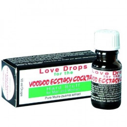 Краплі з афродизіаком Voodoo Ekstase Cocktail, 10 мл – фото