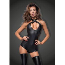 Сексуальный боди с глубоким декольте Noir Handmade XL – фото